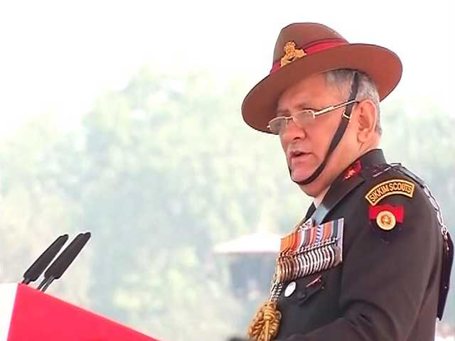 Video : Action Against Soldiers Using Social Media For Complaints, Warns Army Chief