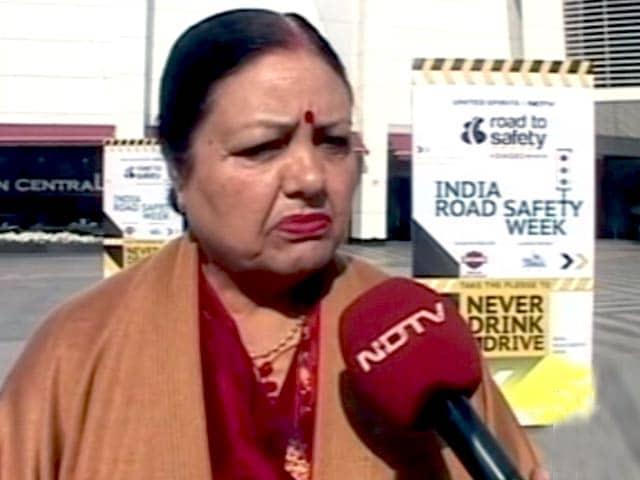 Videos : रोड टू सेफ्टी : चंडीगढ़ की मेयर ने कहा- ऐसे जागरूकता अभियानों से हादसों में कमी आएगी