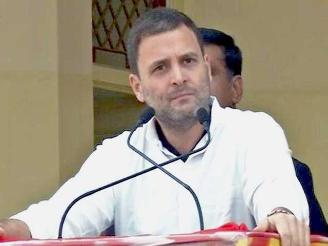 Videos : ऋषिकेश में राहुल गांधी ने कहा 'समस्या से डरो मत'