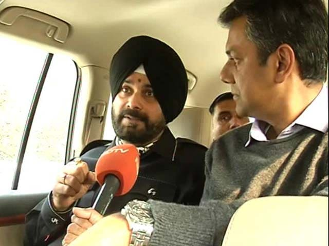 Video : Rahul Gandhi Said - Will I Let A Good Batsman Sit On The Bench: Navjot Sidhu