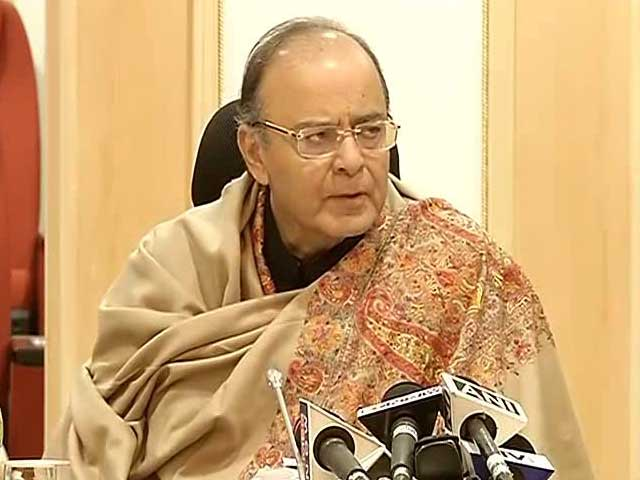 Video : GST To Be Rolled Out In July, Will Miss April Deadline, Says Finance Minister