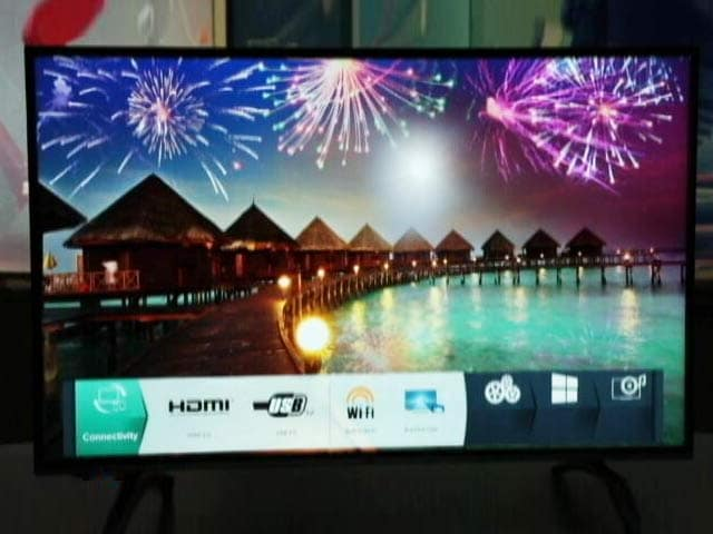 Video : Smart TV at a Smart Price