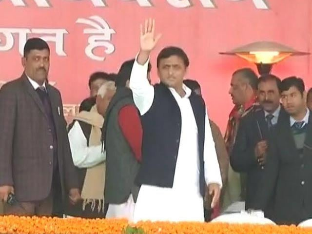 Video : Akhilesh Yadav's Wingman, Rahul Gandhi: Announcement Likely Tomorrow