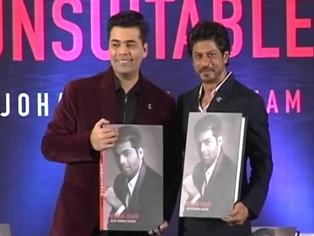 The First Meeting With Shah Rukh Khan Is Still Etched In My Mind: Karan Johar