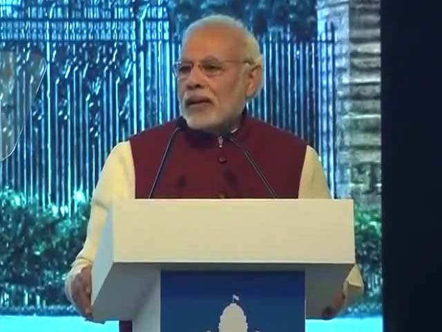 Video : Pak Must Walk Away From Terror If It Wants Dialogue, Says PM Modi