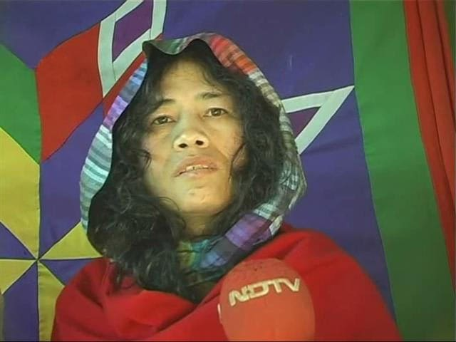 Video : Irom Sharmila, After 16-Year Fast, Preps For Polls With Crowd-funding