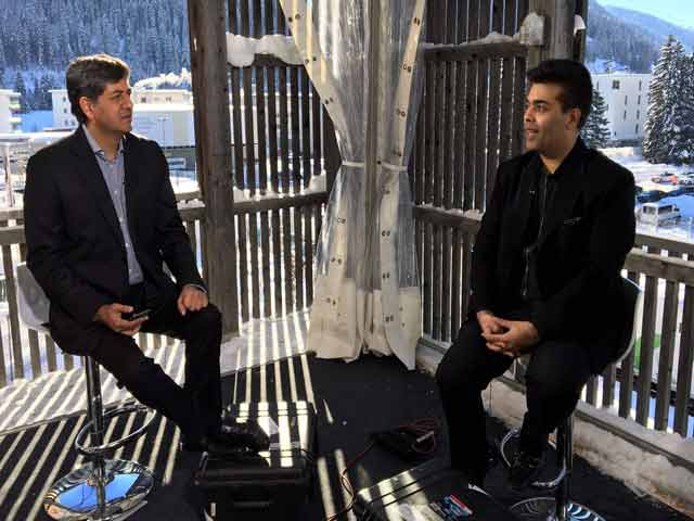 Video : Almost Enjoying Twitter Abuse Now: Karan Johar