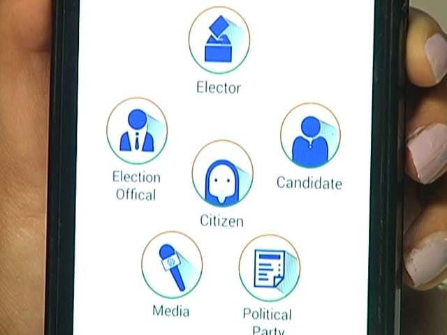Election Commission Launches ECI Apps - An Integrated Mobile App For Android
