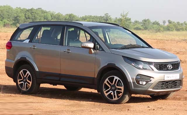 Video : Tata Hexa Interior, Space and Features Explained