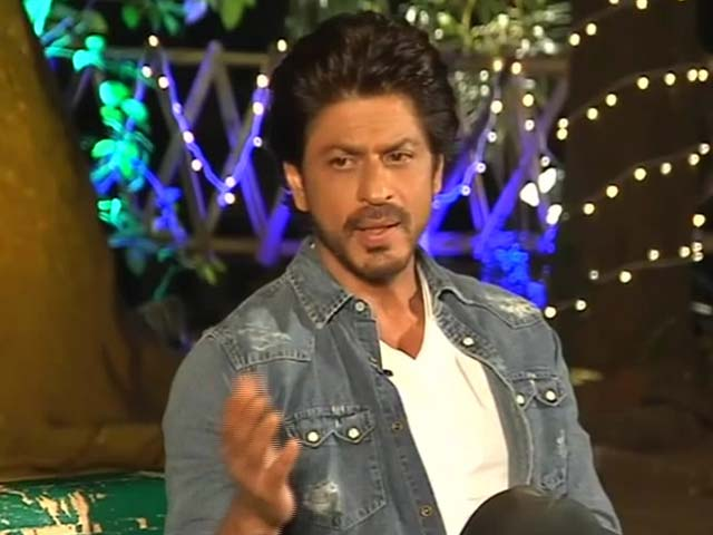 Video : Here's Something I've Never Said In An Interview Earlier: Shah Rukh To NDTV