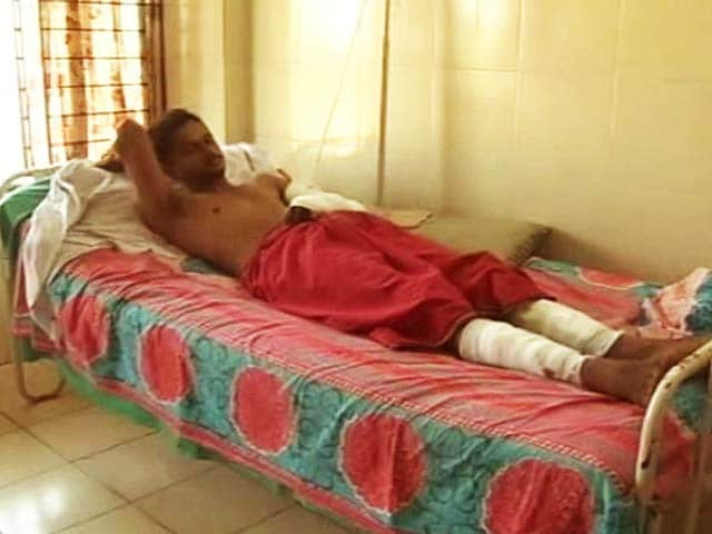 Video : Woman BJP Activist Dies Of Burns In Kerala's Cycle Of Political Violence