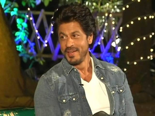 Shah Rukh On Being A Father And Dealing With Stardom