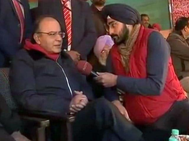 Video : Arun Jaitley's 3 Reasons For BJP-Akali Winning Punjab Factors In AAP