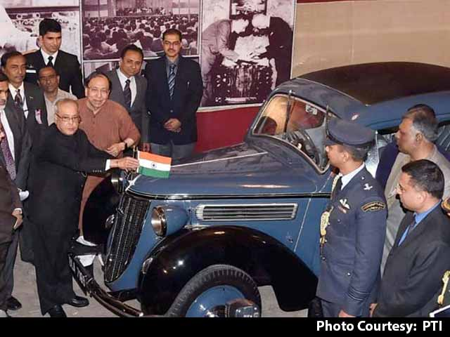 Video : Netaji's Great Escape Car Revs Up For New Ride On His 120th Anniversary