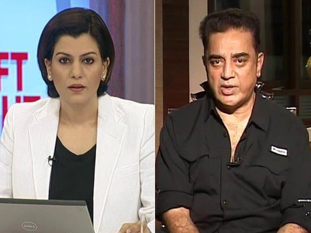Video : 'Don't Ban Anything, Just Regulate It': Kamal Haasan On Jallikattu To NDTV