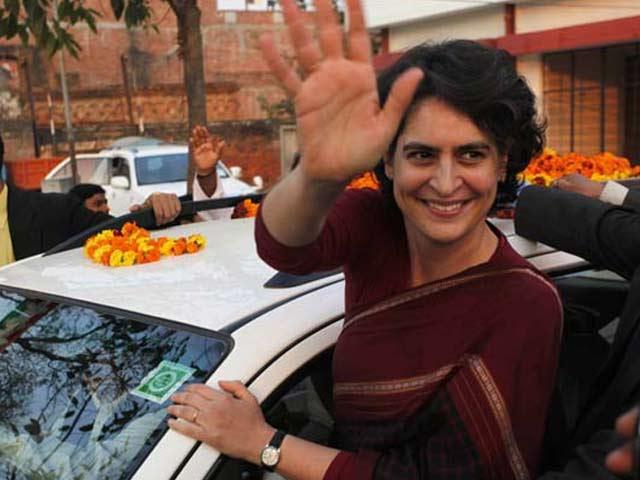 Video : Prettier Campaigners Than Priyanka Gandhi Out There, Says BJP's Vinay Katiyar
