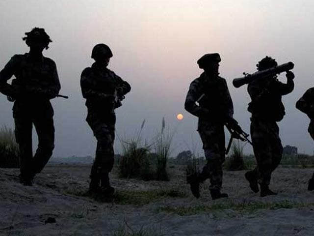 Video : In Close Combat, A Major Led Team In Surgical Strike, They Killed 4