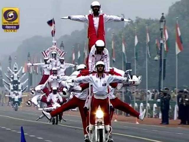 Video : India Celebrates 68th Republic Day