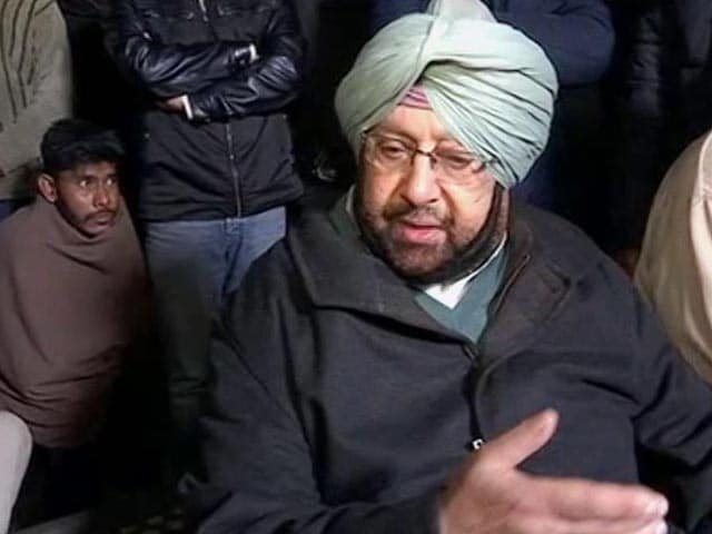 Video : Dhaba Buzz With Punjab's Captain Amarinder