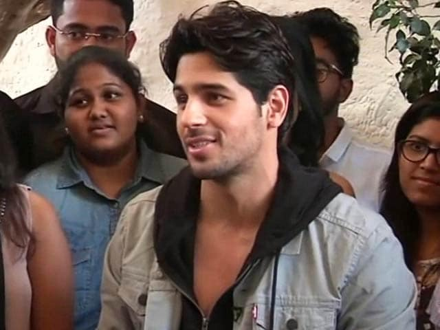 Spotlight: Sidharth Malhotra On Living A Fairy Tale