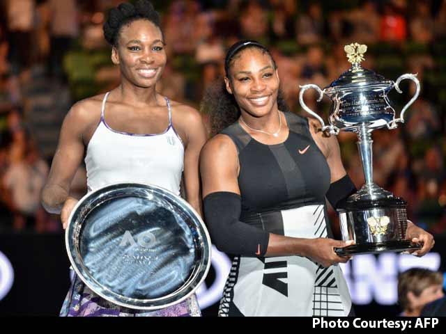 Video : Serena Defeats Sister Venus To Win 23rd Grand Slam, Creates History