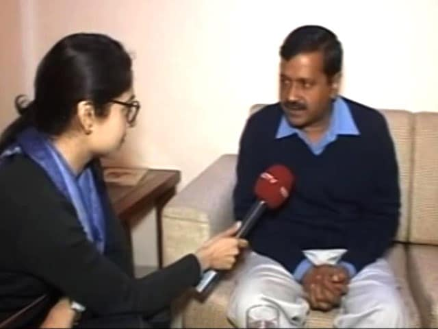 Video : Arvind Kejriwal Claims AAP Will Win Over 100 Seats In Punjab