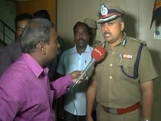 Video : No More Protest Allowed At Marina Beach, Says Chennai Police