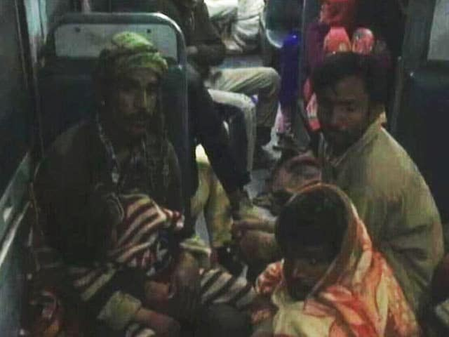 Video : Punjab Has A 'Cancer Train'. Few Political Parties Talk Of The Disease