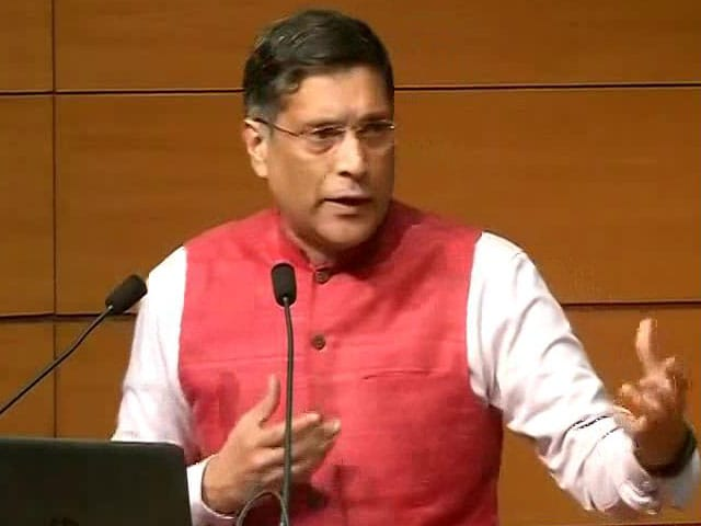 Video : Notes Ban Aims At Lowering Real Estate Prices Too: Arvind Subramanian