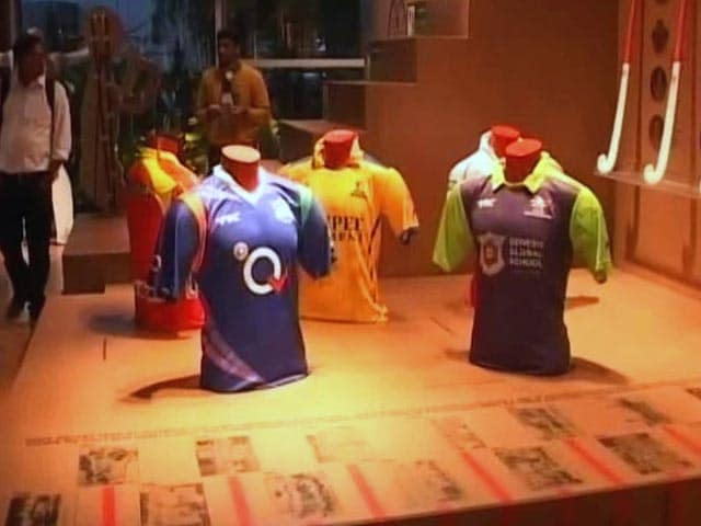 Video : India's First Sports Museum Opens In Kolkata
