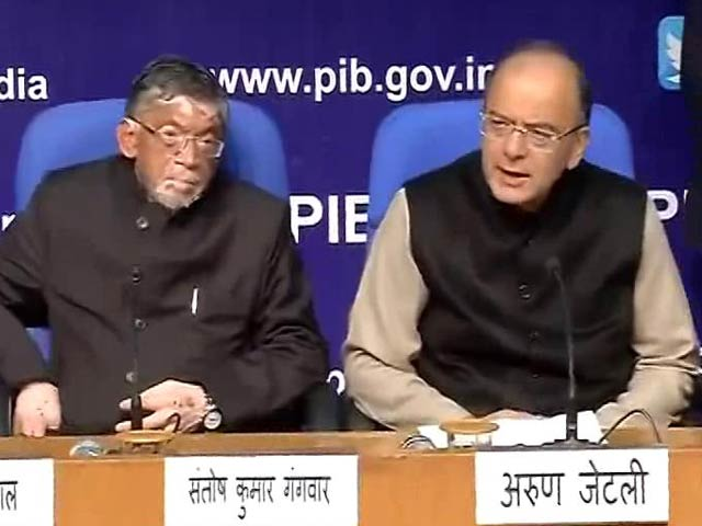 Video : 'Decided To Spend More On Rural, Social, Infrastructure', Says Arun Jaitley On Budget