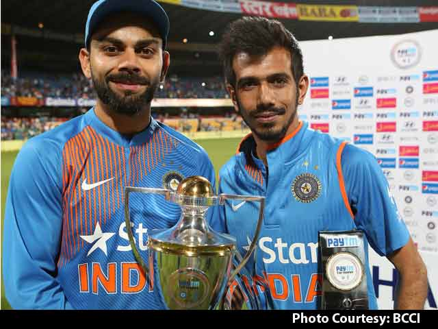 Yuzvendra Chahal's Dream Spell Hands India Series Win