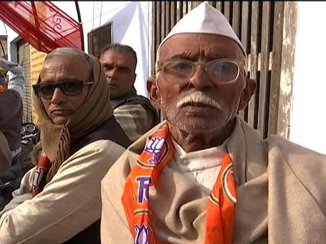 Video : UP Election 2017: Politics Of 'Parivartan'