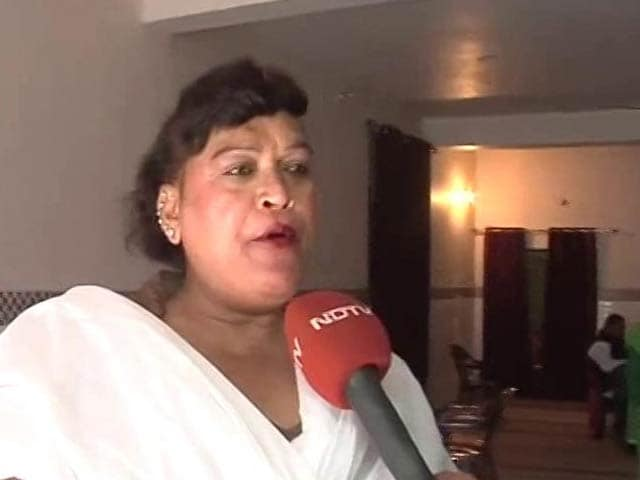 Video : Rajni Rawat, Uttarakhand's Only Transgender Candidate To Take On Both BJP And Congress