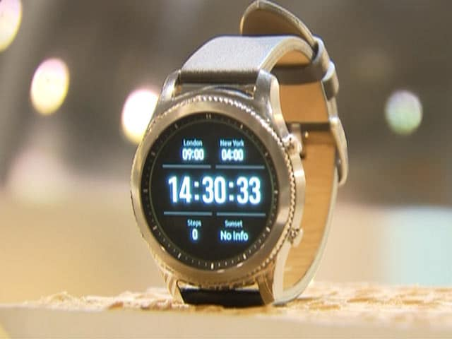 Video : Samsung Galaxy Gear S3: Wearable Redefined?