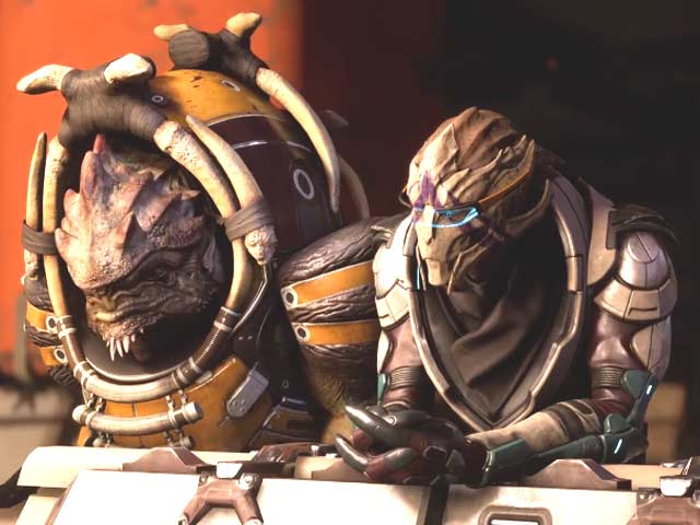 Video : Mass Effect Andromeda
