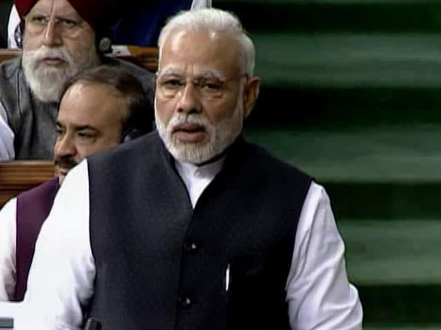 Video : Economy Was Fine, Notes Ban Timing Perfect: PM Narendra Modi