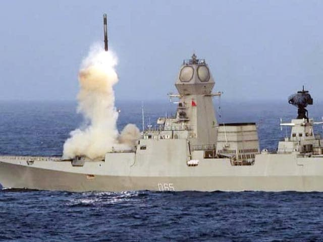 Video : Indian Navy's Largest-Ever Exercise vs 'Enemy Submarines' (Read China)