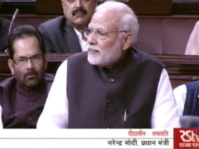 Video : इंडिया 8 बजे : पीएम मोदी ने कहा - बिना भीगे नहाना कोई मनमोहन सिंह से सीखे