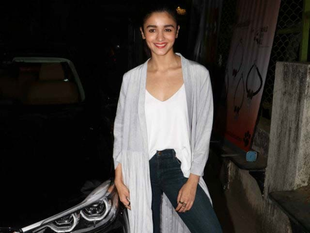 Alia Bhatt Confirmed For Gully Boy