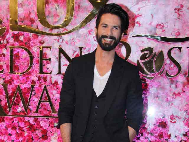 Shahid Kapoor On The Attack On Sanjay Leela Bhansali