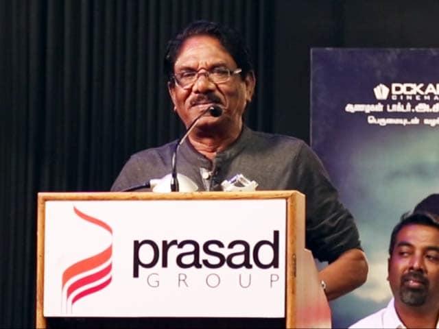 'அற்புத பூமிக்கு மீண்டும் திரும்பவேண்டும்' - பாரதிராஜா