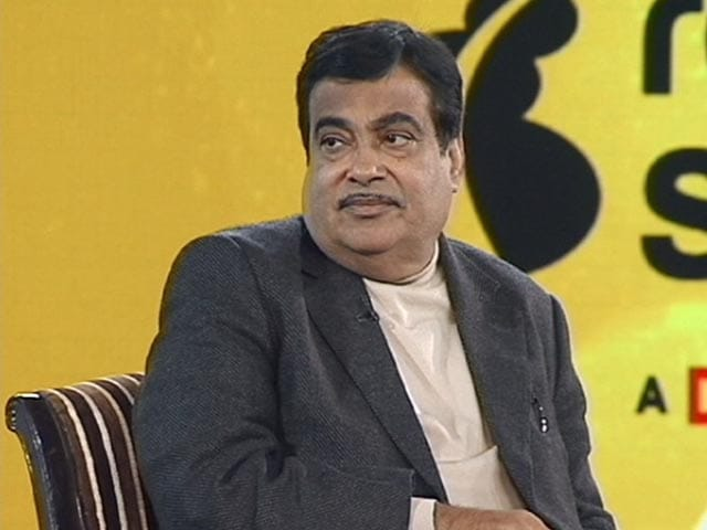Video : Hope To Pass Motor Vehicles (Amendment) Bill In Budget Session: Nitin Gadkari