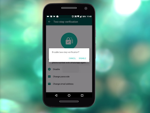 Video : How to Enable or Disable Two-Step Verification on WhatsApp