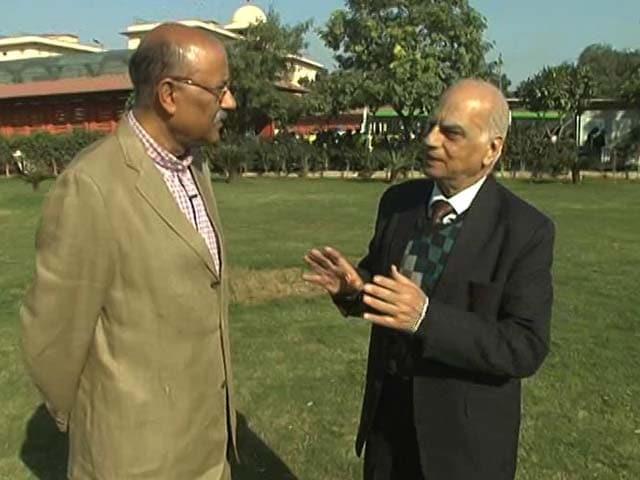 Video : Walk The Talk With Election Commission's SK Mendiratta