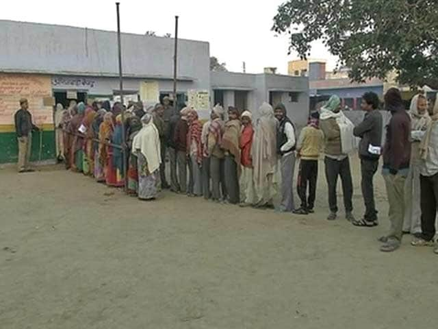 Video : At 64 Per Cent, UP Betters Last Time's Turnout In First Phase