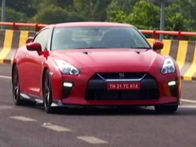 Video : रफ्तार : जानें कैसी है Nissan की GTR 2017