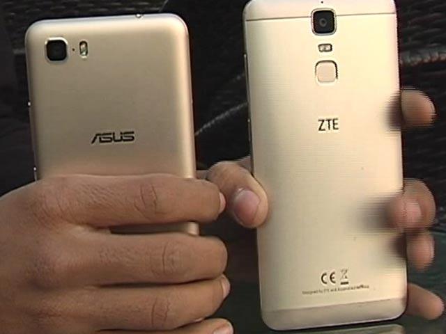 Video : The Era of Big Battery Phones