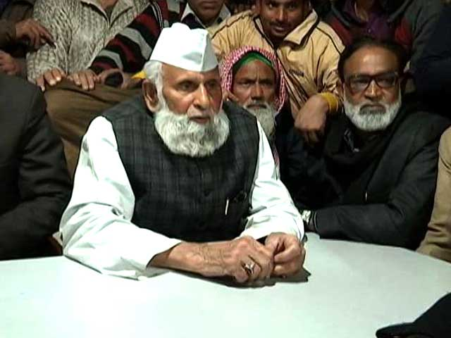 Video : UP Elections: Key To Owaisi's Expansion Plans For UP Is An 86-Year-Old In Sambhal