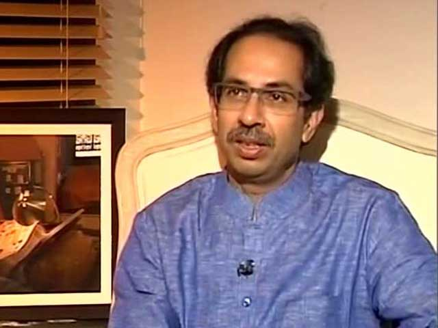 Video : I See A Mid-Term Election Ahead: Uddhav Thackeray To NDTV